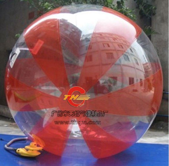 2015 new product cheap 2m pvc inflatable water walking ball