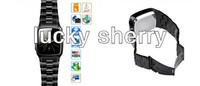 носимых электронных устройств новой смарт-часы телефон водонепроницаемая камера bluetooth часы говорить говорить стали оборудование автомобилей