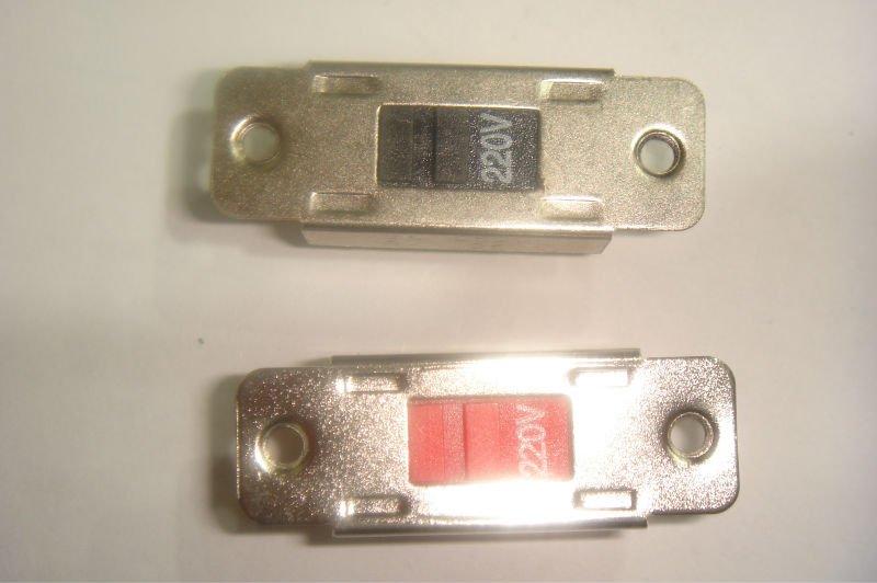 Slide Switch 220~110 230~115