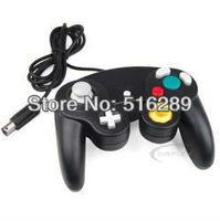 Аксессуары для Wii BLACK CONTROLLER JOYPAD FOR WII Shipping