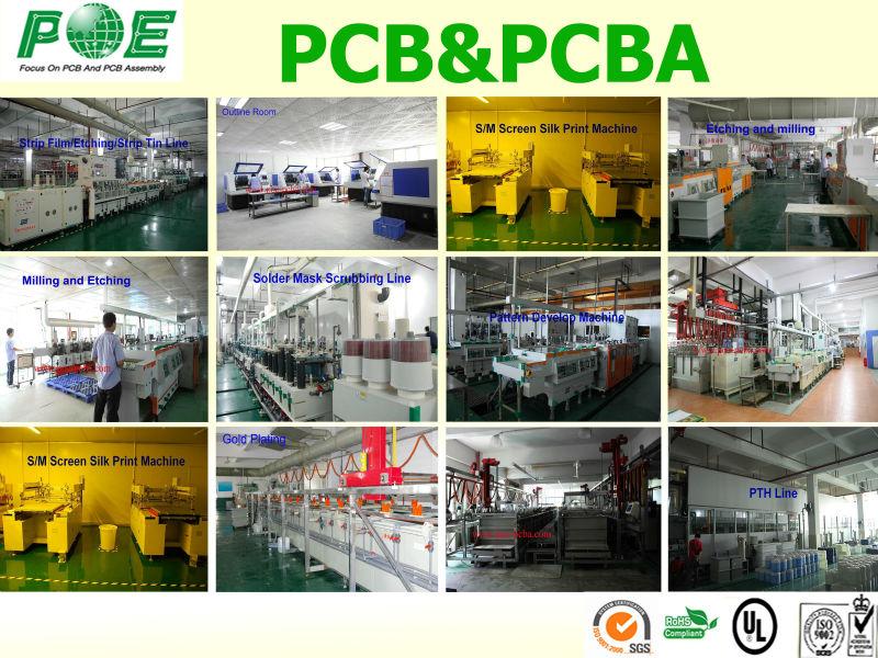 Multilayer Telecommunication PCB Manufacturer