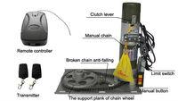 Автоматический открыватель двери AC300kg Roller Shutter Motor