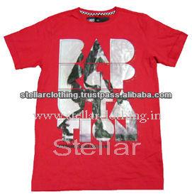 100% cotton Children\'s T-shirt - Red.jpg