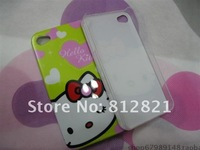 Чехол для для мобильных телефонов 10 pcs / lot 10 colours Brand New Cute Cover Hello Kitty Hard Case For Iphone 4 4G