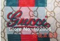 Женский шарф 2013 summer female silk chiffon long design silk scarf