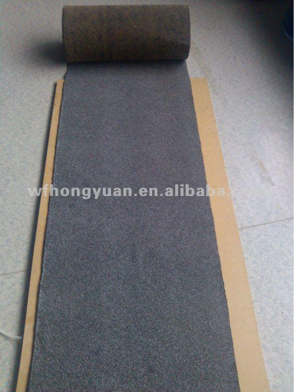 Asphalt roll roofing