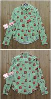 Женские блузки и Рубашки harajuku