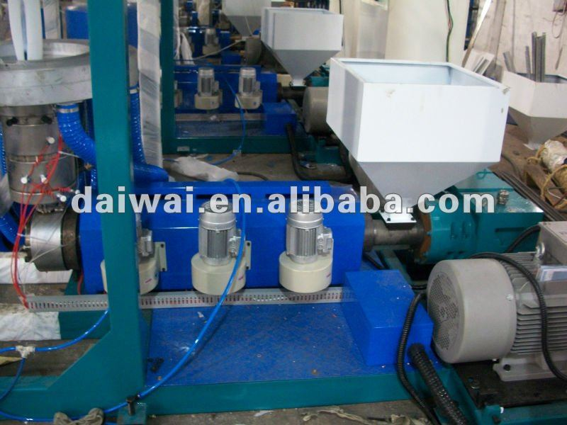 HDPE/LDPE/LLDPE Plastic Film Inflation Machine/small extrusion machine