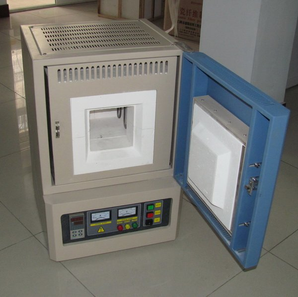 2013 CE Heat treatment furnace high temperature muffle furnace Upto 1400C