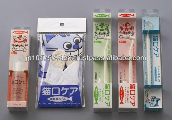 Interdental brush with plastic coating made in Japan (Bulk offer)