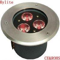 Уличная встраиваемая лампа 3w LED underground light