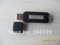 1pcs 4GB USB Pen Flash Drive Digital Audio Voice Recorder 70 Hours Recording Free shipping