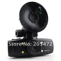 Car DVR Recorder with GPS Logger + H.264 + Full HD 1920*1080P + 4 LED Lights + Wide Angle 120 Degrees