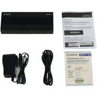 USB разветвитель ORICO H727RK series 7 Ports USB 2.0 Hub with 5V2A Power Adapter
