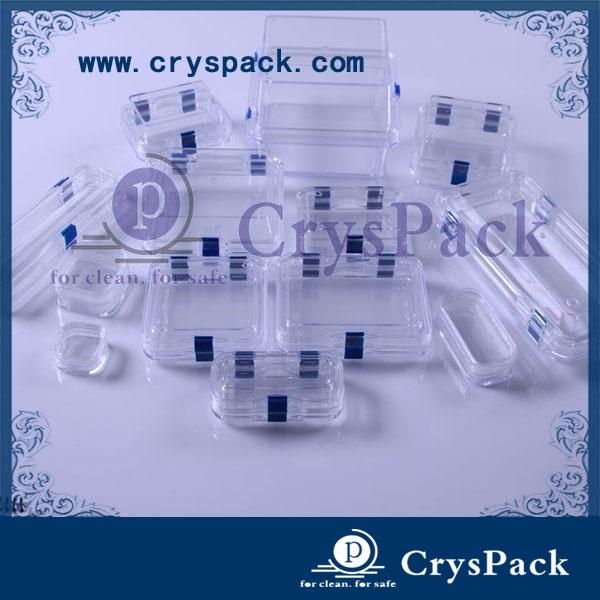 denture box Orthodontic Dental case transparent plastic packaging