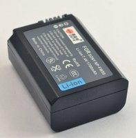 Аккумулятор DSTE np/FW50 FW50 Sony nex/5n Alpha nex/7 nex/c3 nex/5 slt/a55 NP-FW50