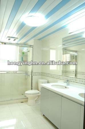 Pvc faux plafond pour salle de bains tuiles de plafond id de produit 585503154 for Faux plafond pour salle de bain