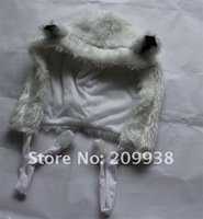 Женский маскарадный костюм 88566 high quality sexy wolf costume white, Halloween costumes, halloween fancy dress, women's costumes