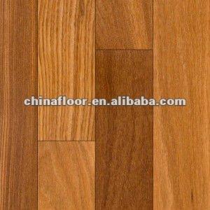 Clássico de madeira de carvalho vermelho piso laminado