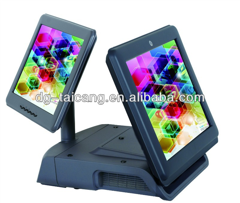 pos machine with touch screen