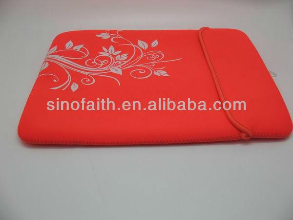 neoprene waterproof netbook case notebook cover laptop case