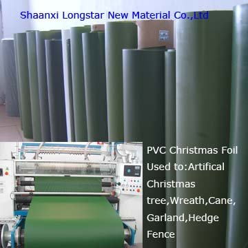 PET Metallized Film (Used for Artifical Funeral Wreath)