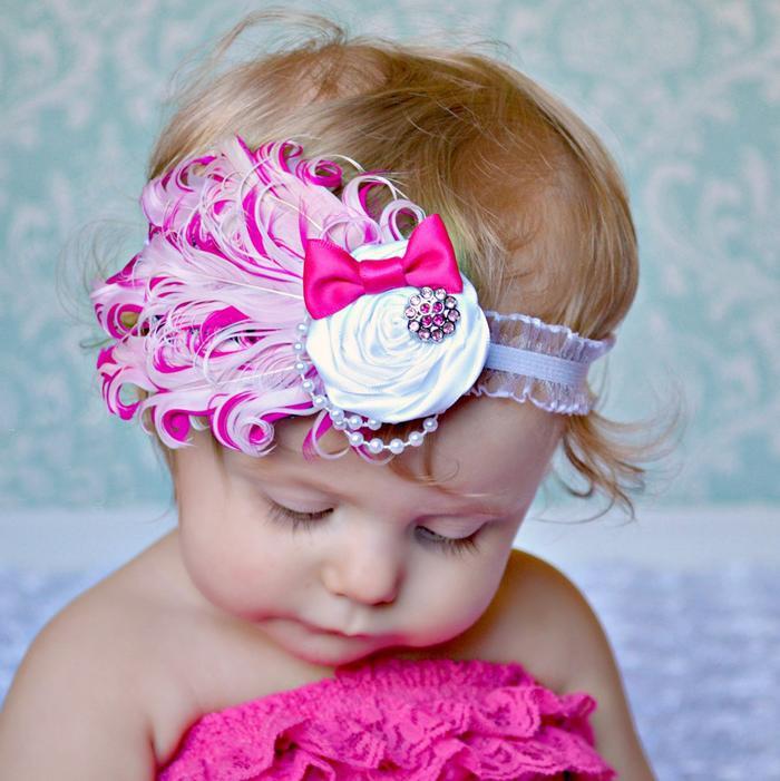 Детские аксессуары для волос на новый год