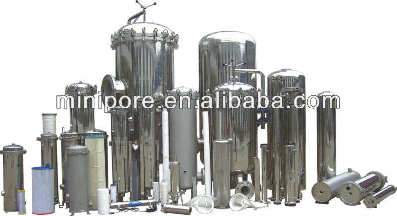 Liquid filter bag/bag filter housing in plant price