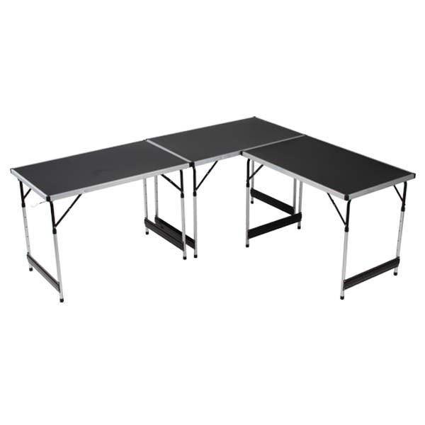 3pcs multi purpose folding wallpaper pasting table set