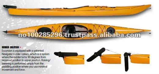 Norway Hasle Excursion 520 Kayaks