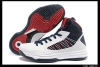 FREE SHIPPING ! 2012 Lebron Olympics men's basketball shoes lebron 10 basketball sneakers (7 color)