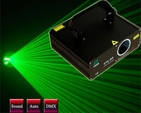 Освещения для сцены 60mW Green DMX laser, stage laser light