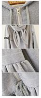 Женское платье Ribbit Hoodie /sps35