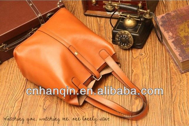 Women Genuine leather handbags(HQ-C-113)