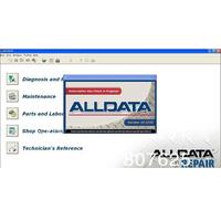 Программное обеспечение для диагностики авто и мото 2013 Alldata 10.52+Elsa WIN 4.0+Autodata 3.38 3 repair software in1 500G HDD auto repair tool