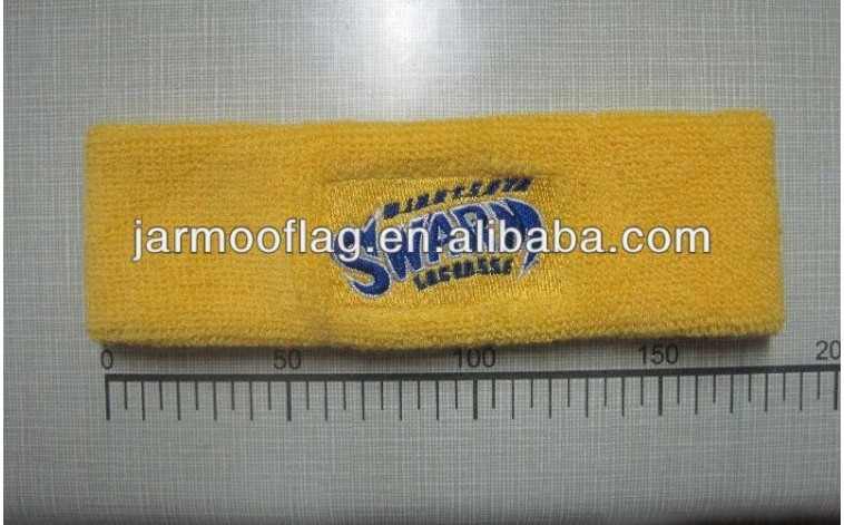 promotional sports tennis sweatband