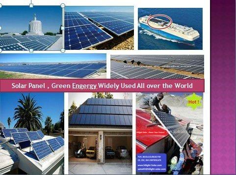 price per watt solar panel korea with TUV CE CEC ISO IEC INMETRO