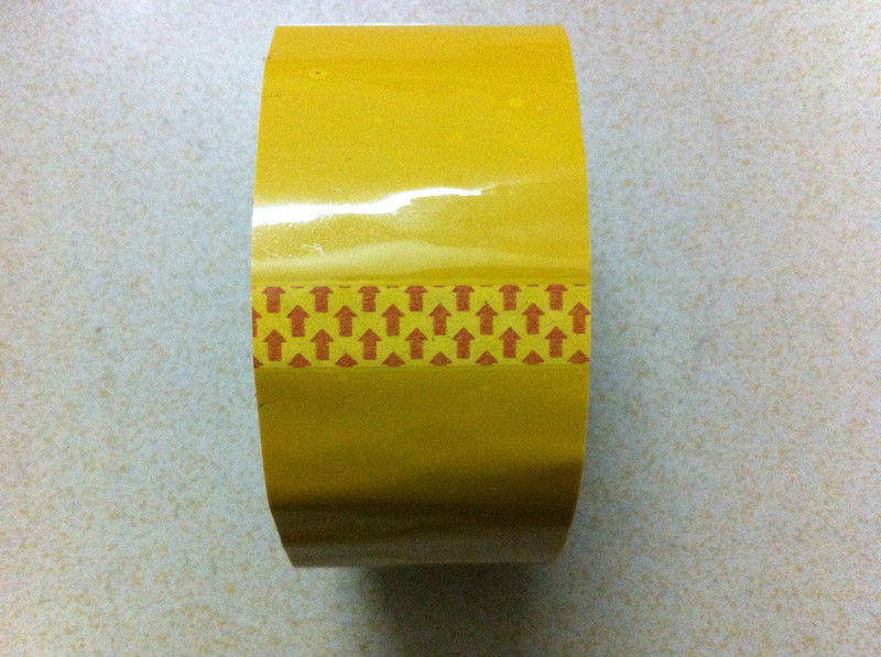 Yellow Adhesive Tape for Packaing Tape, 1000pcslot High Quality Adhesive Tape 1.25cm, PAC-004 (2)