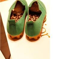 Женская обувь на плоской подошве DW S007