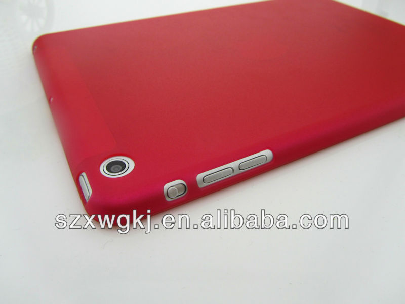 TPU transparent case for iPad Mini