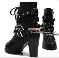 Женские ботинки S019