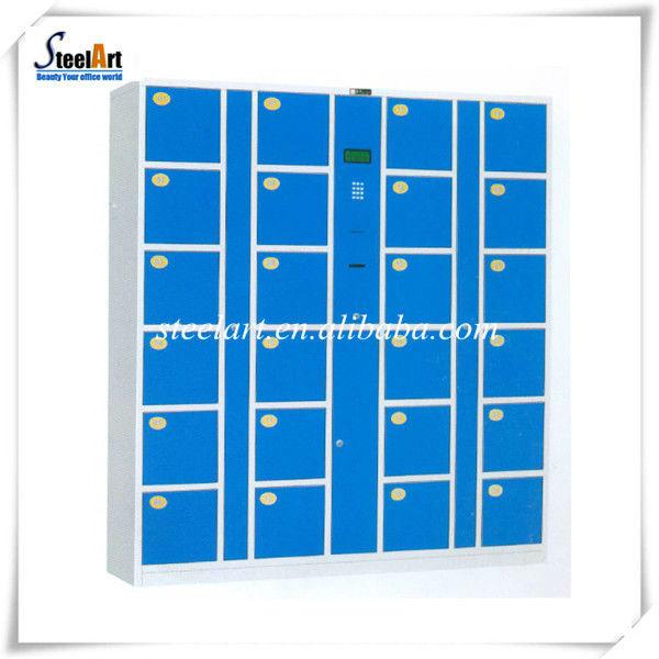 ODM&OEM 24 door electronic lock locker for storage