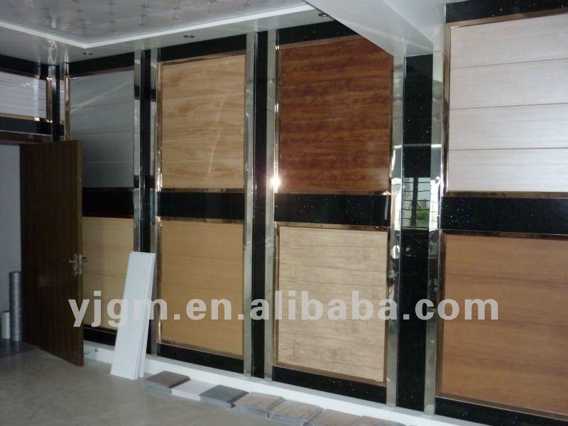 Building Decorative Wall Panels Laminated Wood Paneling