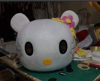 быстро судоходства костюм товаров плюшевые мультфильм характер костюм талисман Привет Китти