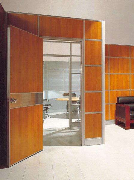 Indoor Partitionworkstation Glass Room Office Partition