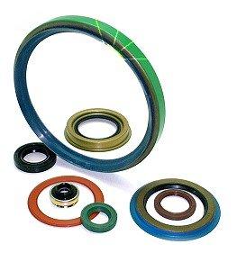 PTFE lip-rotary shaft seals