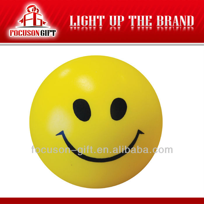 Hot Sale Promotional Item Round Stress Balls