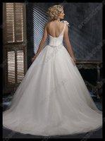 Свадебное платье Hot-Sale! Sweetheart One-Shoulder Wedding Dress MS-A027