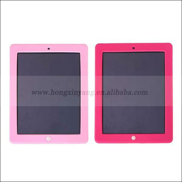 for ipad silicone case, for silicone ipad case