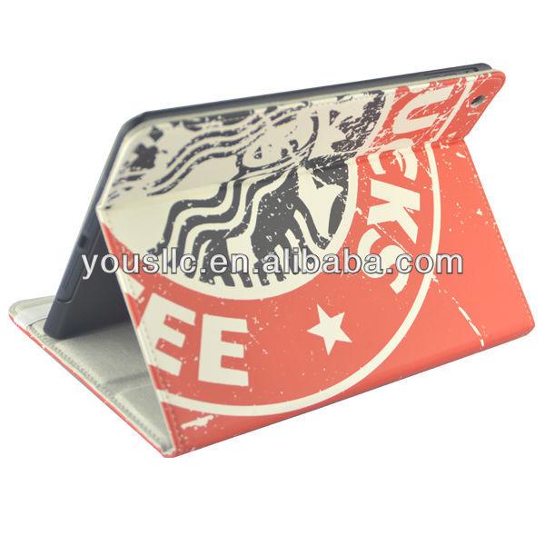 [hot] 2013 Fashion Aztec Leather Case for Ipad Air IPAD 5 with Sleep Wake